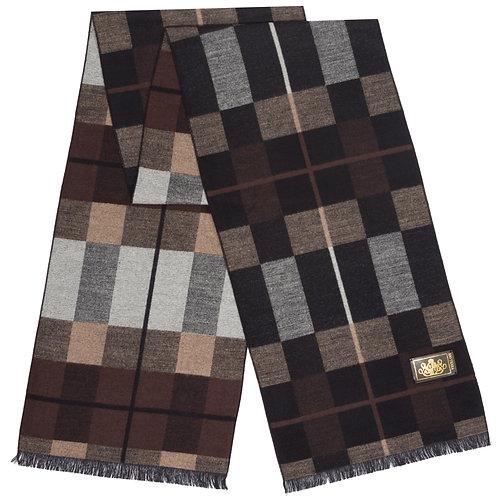 Style# 223 Modal Mod Brown Check