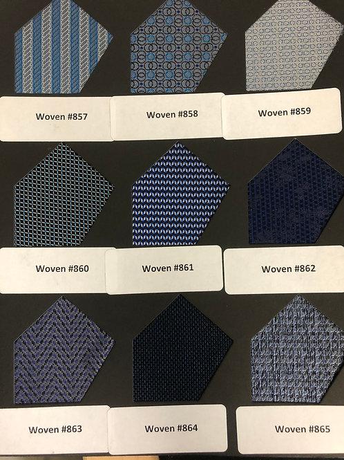 Woven Silk Men Ties  857-865
