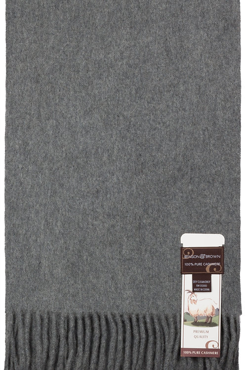 Cashmere #10 Solid Grey