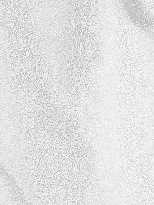 Silk White Scarf #2