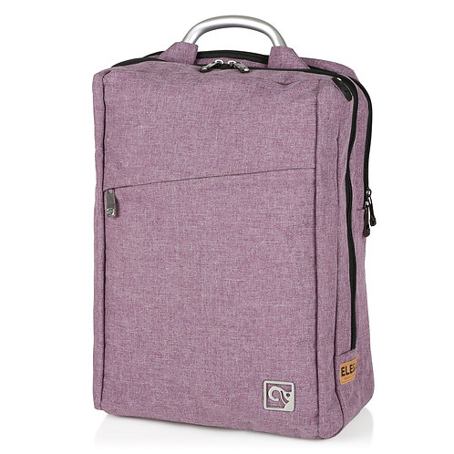 Stylish Backpack - Purple