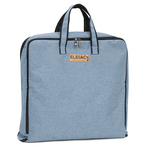 Garment Bag - Denim Blue