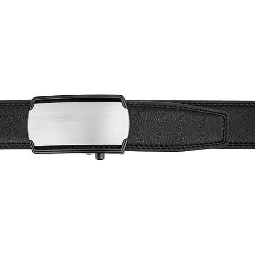 DEC20-23 Leather Buckle Track Belt