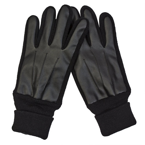 Knit Vinyl Gloves