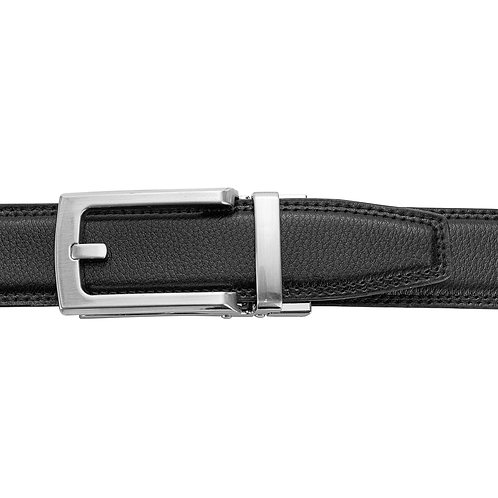 78007-6  Leather Open Track Belt