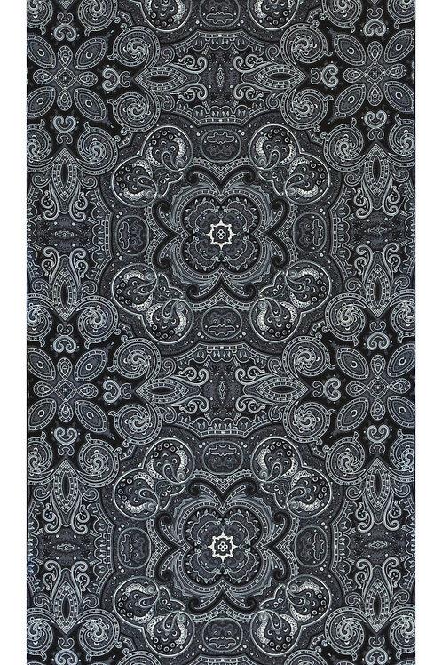 Silk Print W/ Reversible Silk Brush #15