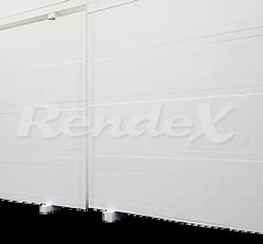 Rendex EPS polystyrene insulation sheets