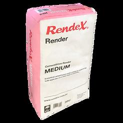 Rendex Render Medium