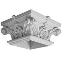 Column Capital Cap Architectural Moulding