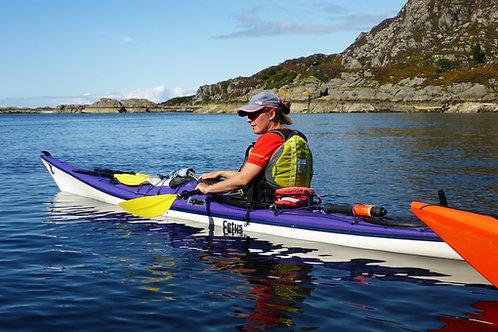 Women's Sea Kayak Fiesta