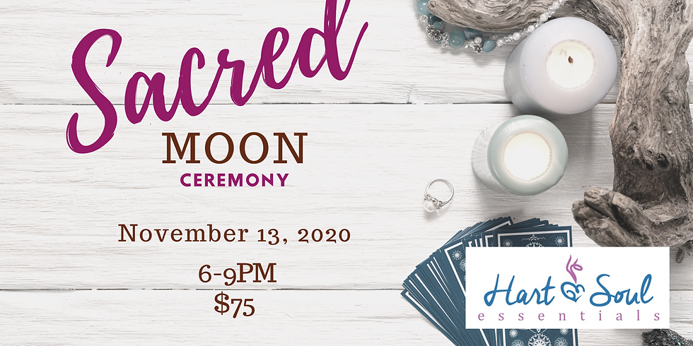Sacred Moon Ceremony