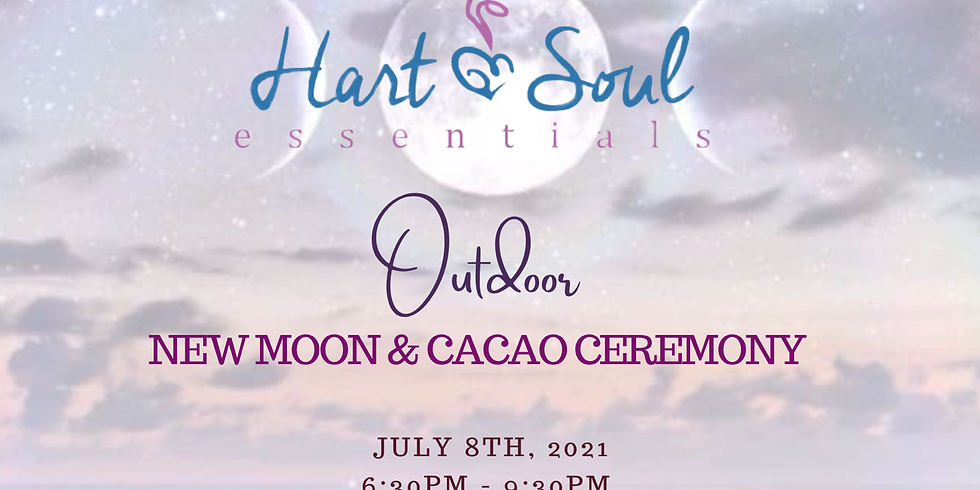 Outdoor New Moon & Cacao Ceremony