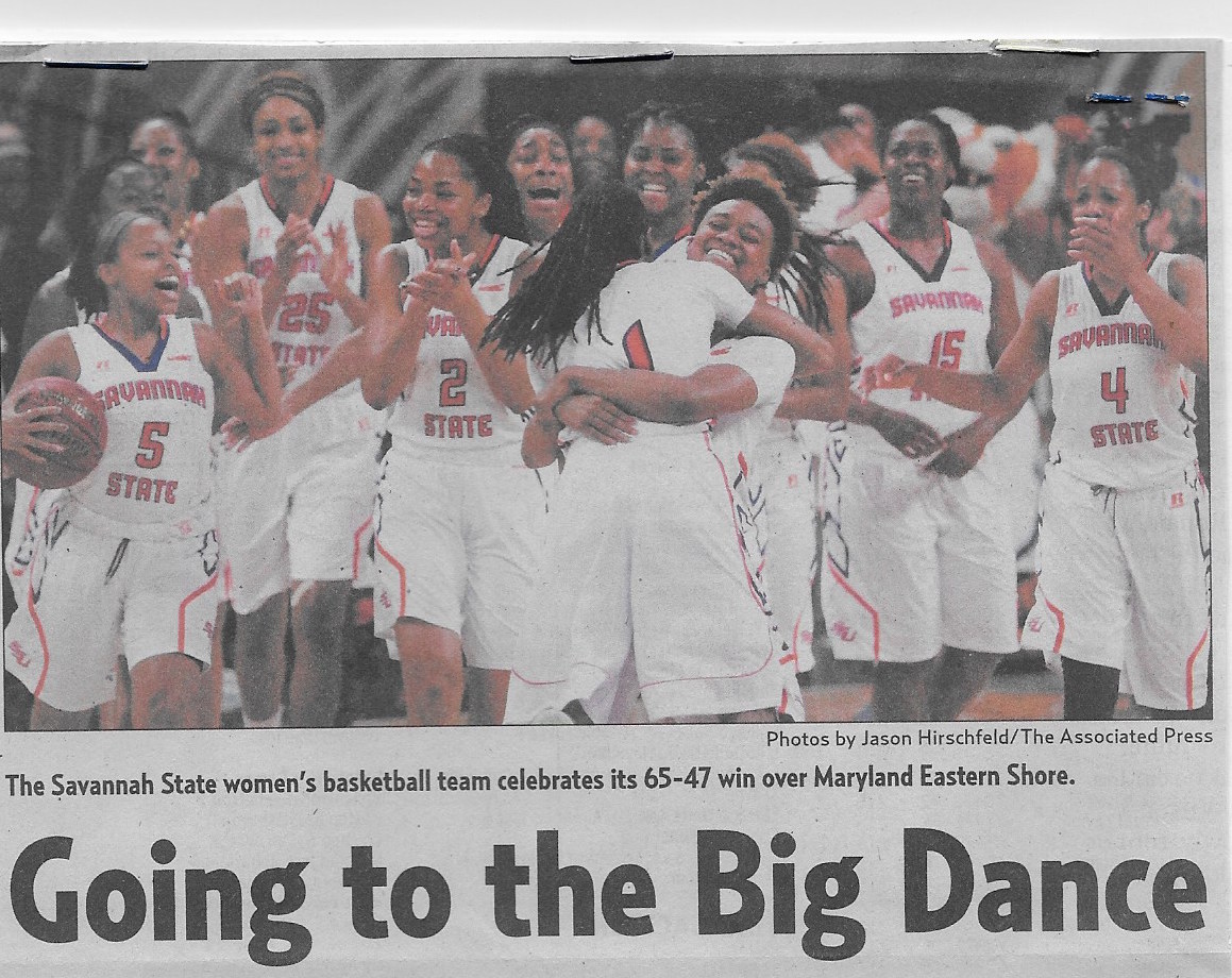 Going to the Big Dance
