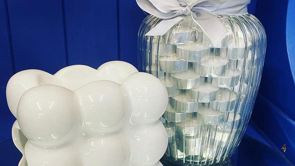 Tealight Storage Jar