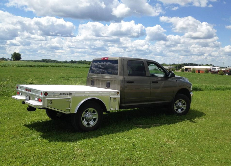 dodge-ram-2500-3500-short-bed-quad-cab-aluminum-flat-bed-tray-ute-popup-truck-camper
