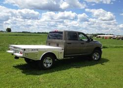 dodge-ram-2500-3500-short-bed-quad-cab-aluminum-flat-bed-tray-ute-popup-truck-camper