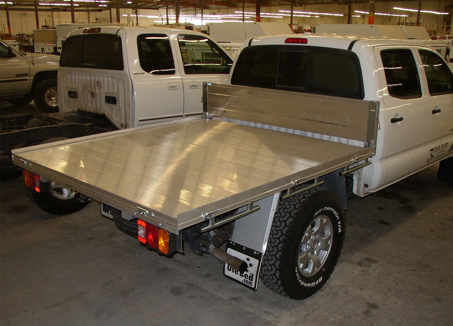 four-wheel-camper-ute-flatbed-tray-tacoma-tundra-xp-popup-truck