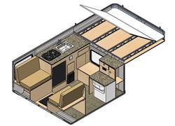 fleet_flat_bed_under_bed_storage_FWC_truck_camper