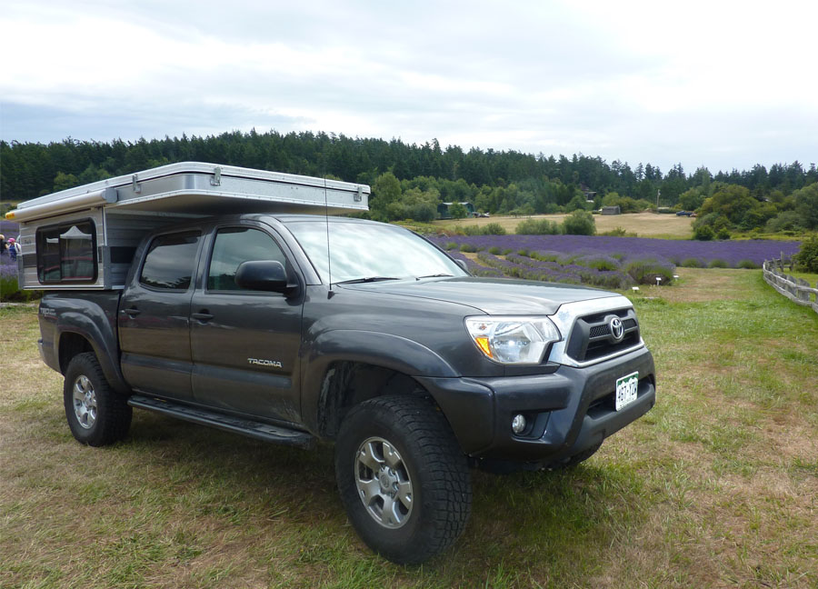 crew-cab-toyota-tacoma-double-four-wheel-popup-truck-camper-finch-camping