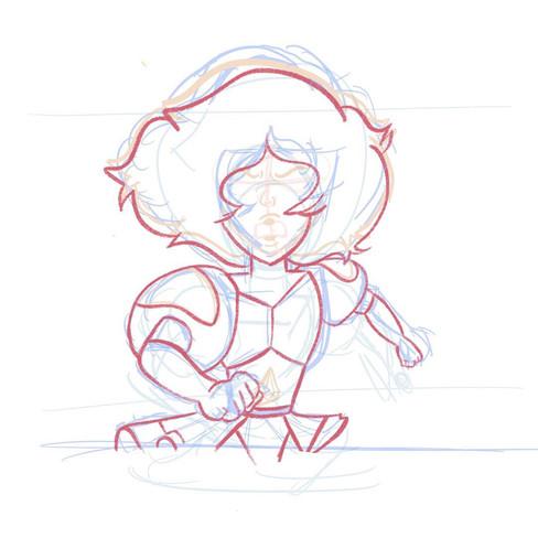 Pink Diamond Progression