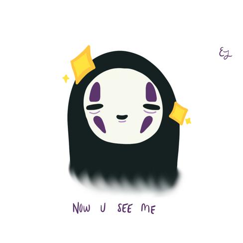 No Face 1