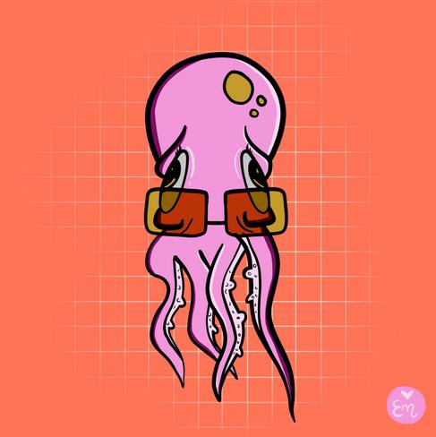 Squishy Squid