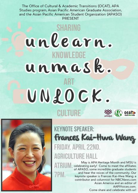 Keynote Event Poster