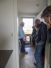 Passive House airlock feature