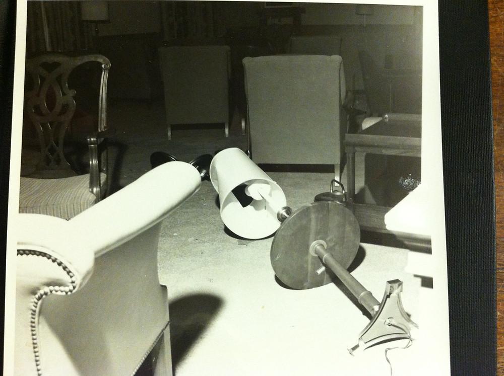 Damage to Illini Union furniture