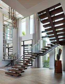 Cudmore Builders- Susan Lachance- Stair1