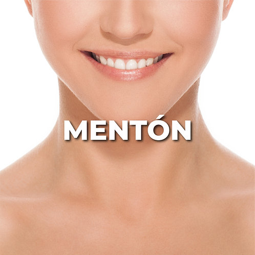 Mentón | 4 Sesiones