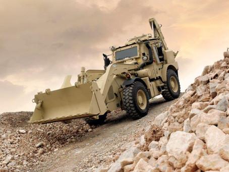 JCB proveerá de retroexcavadoras al Ejército y a los Marines de EEUU