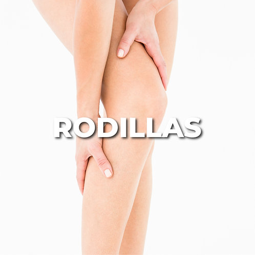 Rodillas | Accent + ULTRA | 1 Sesión