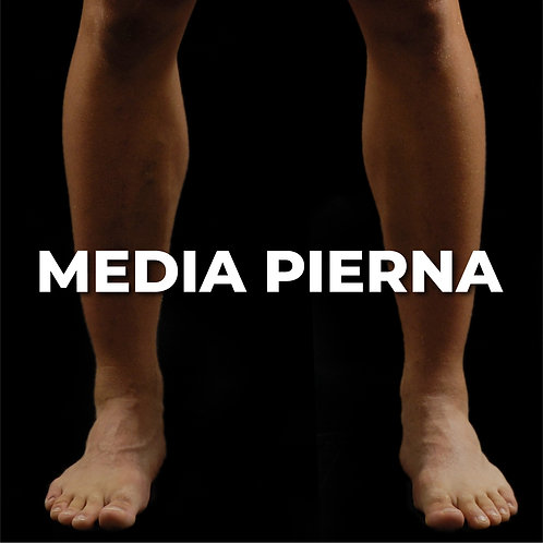 Media Pierna | 4 Sesiones