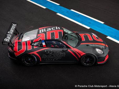 Nouveau covering pour la Porsche GT3 Cup