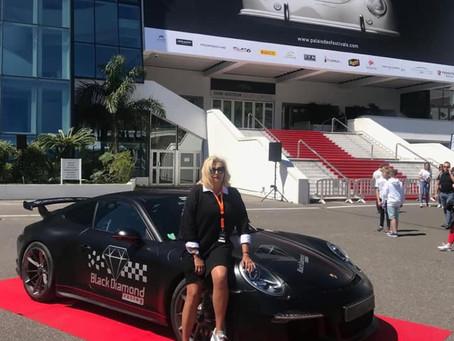 La 911 GT3 au Festival Porsche