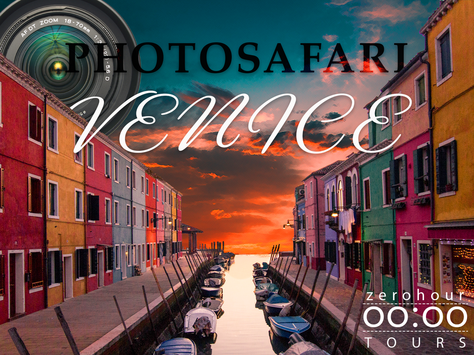 Photosafari design- Venice