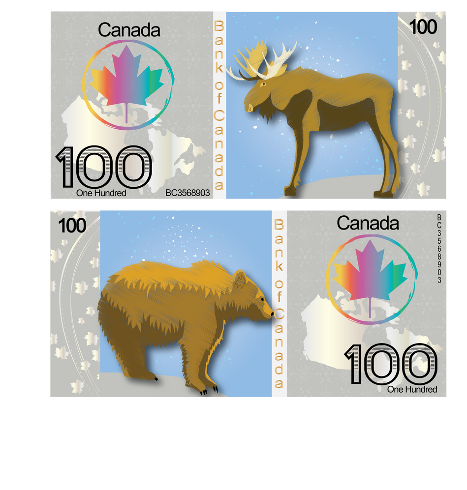 Canadian Currency Design
