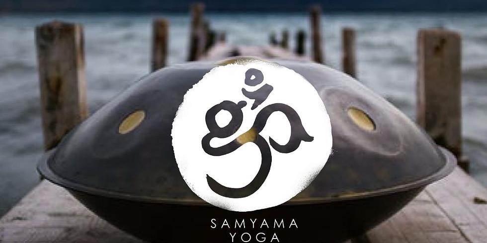Handpan (live) & Yoga Journey