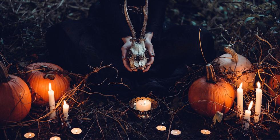 Halloween Gong Bath
