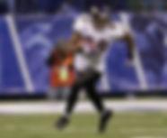 Former NFL Baltimore Ravens WR Mark Clay