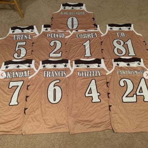 10 Team Jerseys = $75 per