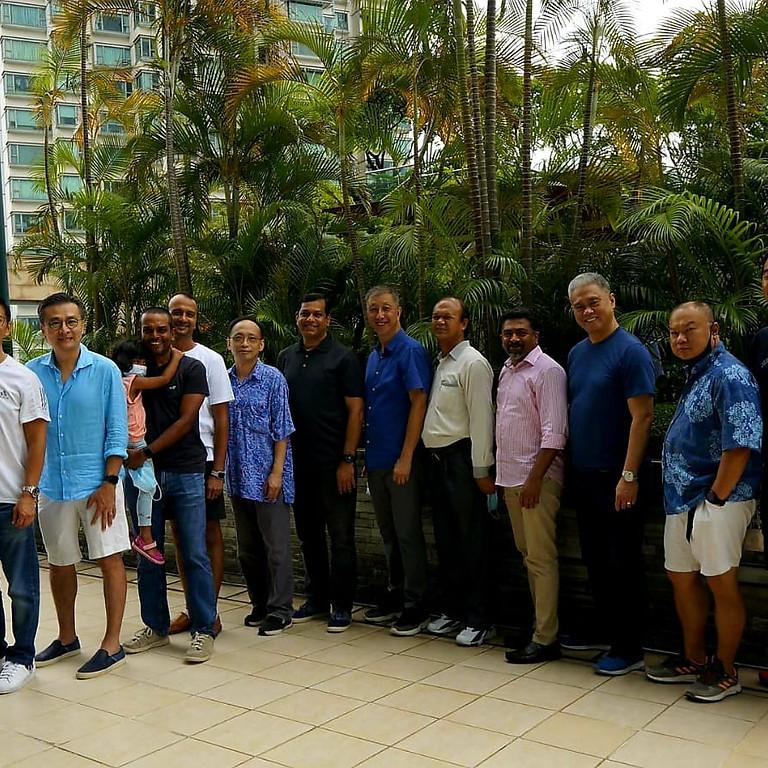 Men's Ministry Fellowship