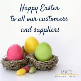 Happy Easter from RKD