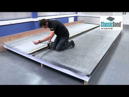 How to join or seam EPDM membrane (Text)