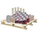 RKD bulk fibreglass supplies - mixed pallet
