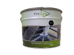 TriCure Fibreglass Roofing Topcoat