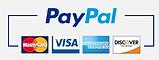 credit/Debit card - PayPal