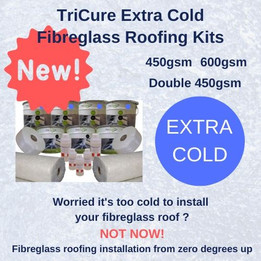 INSTALL FIBREGLASS ROOFING FROM 0 DEGREES UP