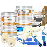 Liquid roofing Kit